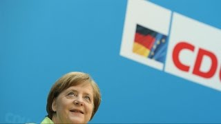 Merkel's party wins Schleswig-Holstein state election