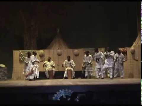 Ballet National @ Theatre Daniel Sorano, Dakar, Senegal