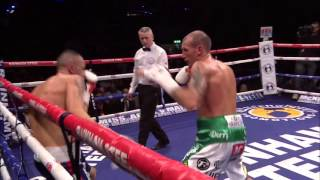 DERRY MATHEWS v GYORGY MITZEI OFFICIAL HIGHLIGHTS COURTESY OF BOXNATION