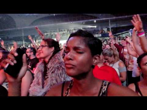 "Live Worship with Bethel Music at Conference ""Awakening Europe 2017"", Prague, Tipsport Arena"