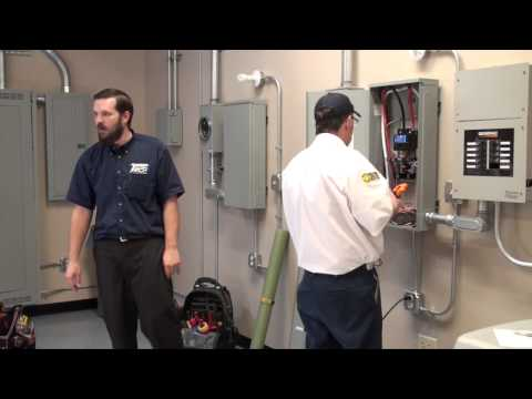 Total Tech School, Electrical Fundamentals Training Class Tour Video