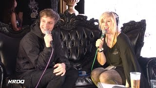 George Ezra Interview - KROQ Almost Acoustic Christmas 2015