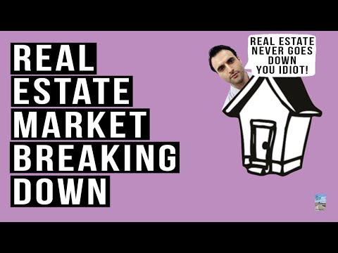 Real Estate DECLINE Spreading as Fed Hikes Put Fear Into ALL Markets! Home Flippers Vanish!