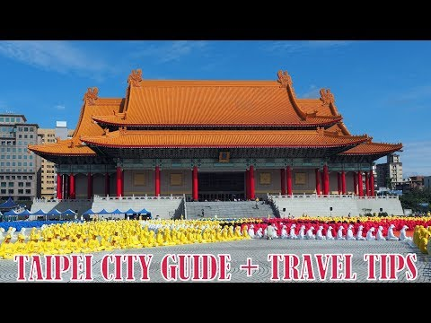 Taipei City Guide + Travel Tips (Taiwan - 臺北市)