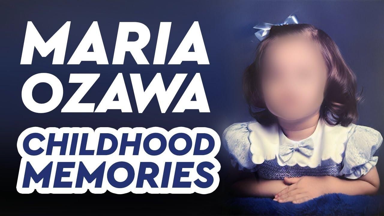 Maria Ozawa | Reacting to my Old Photos (Part 2) – Childhood Memories