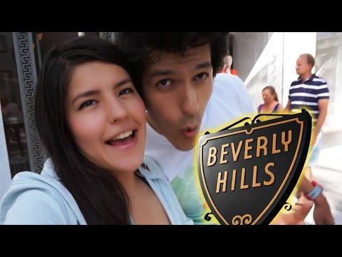 PERDIDOS EN BEVERLY HILLS | VLOG LOS POLINESIOS