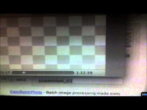 จับภาพจากหนังDVD Playerไม่ใช้Terminalฟรี(Mac)