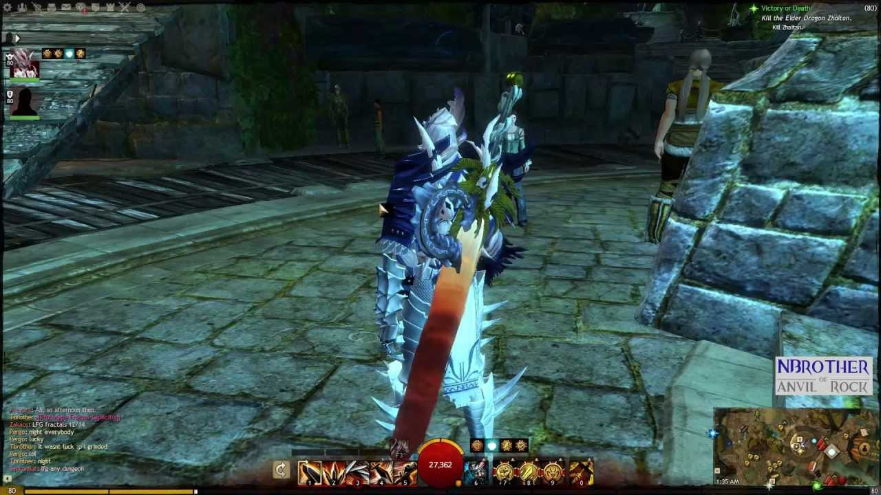 How To Craft In Guild Wars
