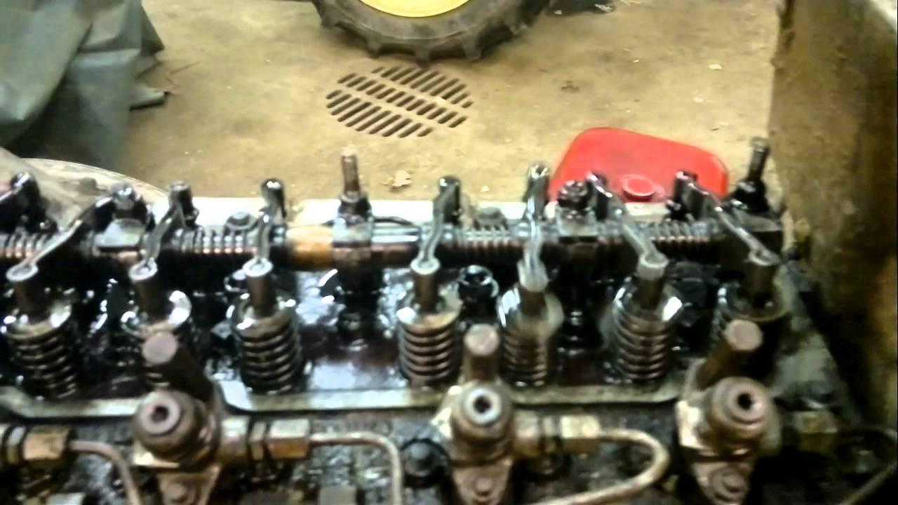Massey Ferguson 65 Engine