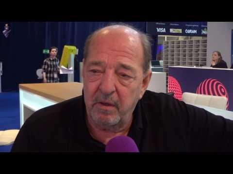 Eurovision 2017 - Interview Ralph Siegel - San Marino