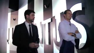 Juventus' road  from Serie B to Berlin