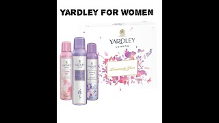 Yardley For Women ON Amazon