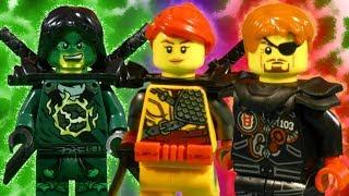 LEGO NINJAGO HUNTED PART 6 - SEASON FINALE TRAILER - SHADOW OF GARMADON