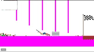 HAPPY WHEELS: un nivel estresante