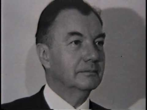 John Goodell (2000) on Meeting Earl Warren