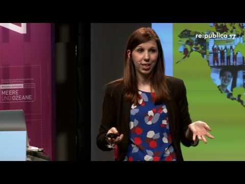 re:publica 2017 #HRFestival Verena Amonat: Wie engagiere ich eine internationale Mitarbeiterschaft on YouTube
