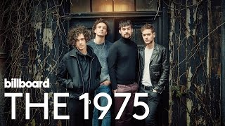 The 1975: The Manchester pop rock group's Matt Healy | billboard interview 2016