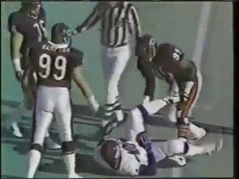 1985 Chicago Bears a season to remember with Johnny Morris