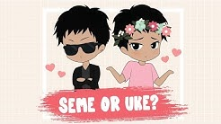 Am I Seme Or Uke?