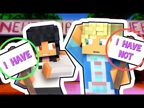 I have never... | Minecraft Never Have I Ever