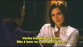 The Good Wife 2.14 Kalinda e Lana Legendado Part 2