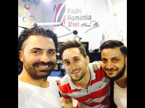 Pepe @ Patratul cu Marius Stoica / Radio 3 Net / 17 Mai 2016