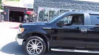 hillyard wheels 2011 ford f150 with 22 inch chrome rims spider rims starr 308 lapua