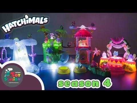 Bóc được Limited Edition của Hatchimals Season 4 Bơ Tồ trở lại ToyStation 332