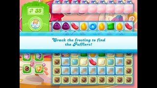 Candy Crush Jelly Saga Level 1155 (No boosters)