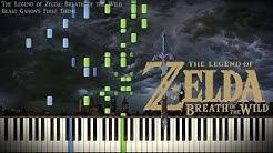 Dark Beast Ganon Theme Piano