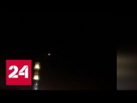 Удар Израиля по Дамаску чудом не привел к катастрофе пассажирских самолетов - Россия 24