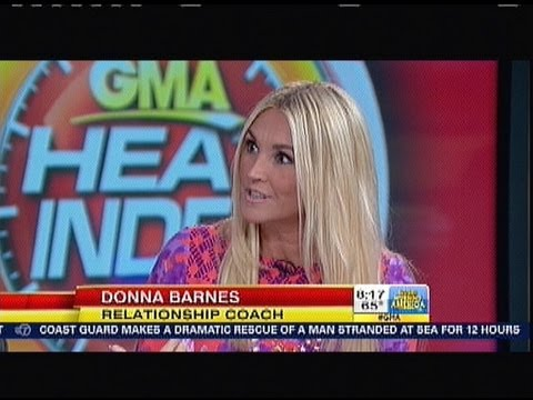 Donna Barnes Life And Dating Coach
