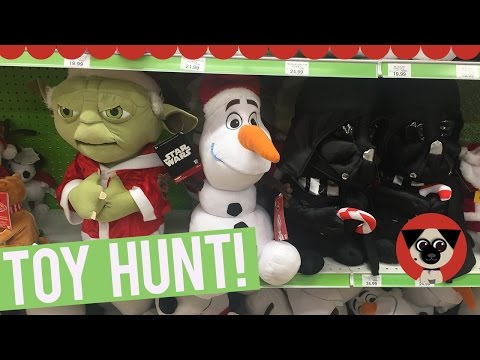 Toy Hunt: New Monster High, Littlest Pets, FurReal Friends, Star Wars And More!