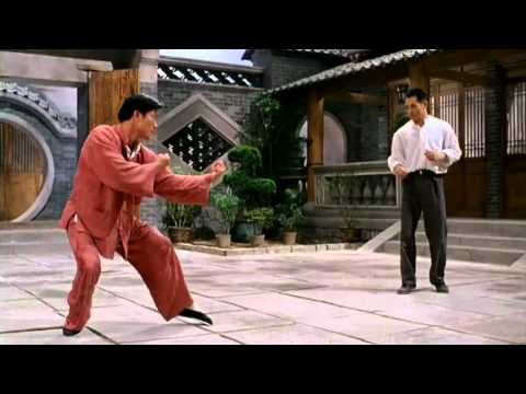 "Jet Li em cena do filme ""Lutar ou Morrer / Fist of Legend / Jing Wu Ying Xiong"" (Hong Kong, 1994) HD thumbnail"
