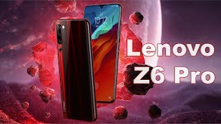 Представлен Lenovo Z6 Pro - ДЬЯВОЛЬСКИЙ ГАДЖЕТ!
