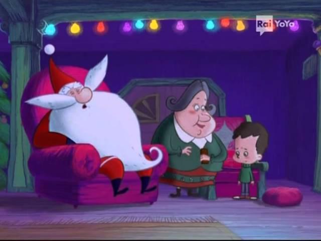 Apprendista Babbo Natale Ep 7.Apprendista Di Babbo Natale Ep 04 Youtube