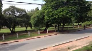 アユタヤ 象乗り Ayutthaya Elepant camp