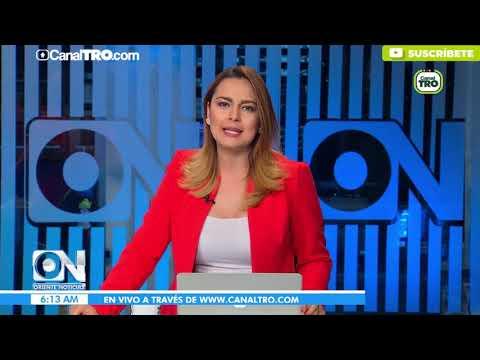 Oriente Noticias primera emisión 17 de septiembre