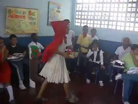 Obra de teatro niños escuela pública Ana Jesús Romero Palmira