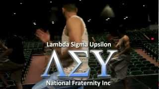 risc 2012 lambda sigma upsilon latino fraternity inc north east step team