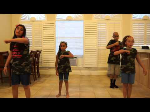 CDA CHURCH-BREAK EVERY CHAIN praise dance
