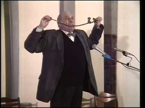 Сергей Юрский в Заостровье, Архангельск, 2002 г