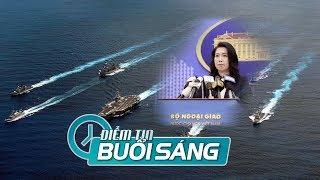 Hà Nội loan báo Việt Nam tham gia tập trận chung với Mỹ và khối ASEAN
