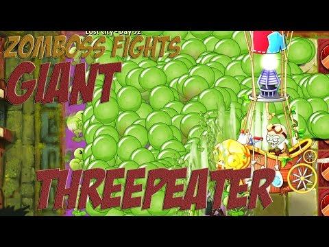 Plants vs Zombies 2 Epic Hack : Peapod