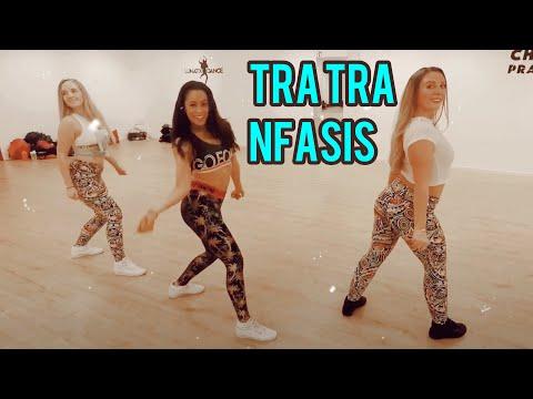 Tra Tra by Nfasis // Reggaeton Dembow // Latin Twerk Choreography