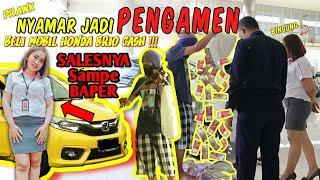 Download lagu NYAMAR JADI PENGAMEN BELI MOBIL HONDA BRIO CASH !!!