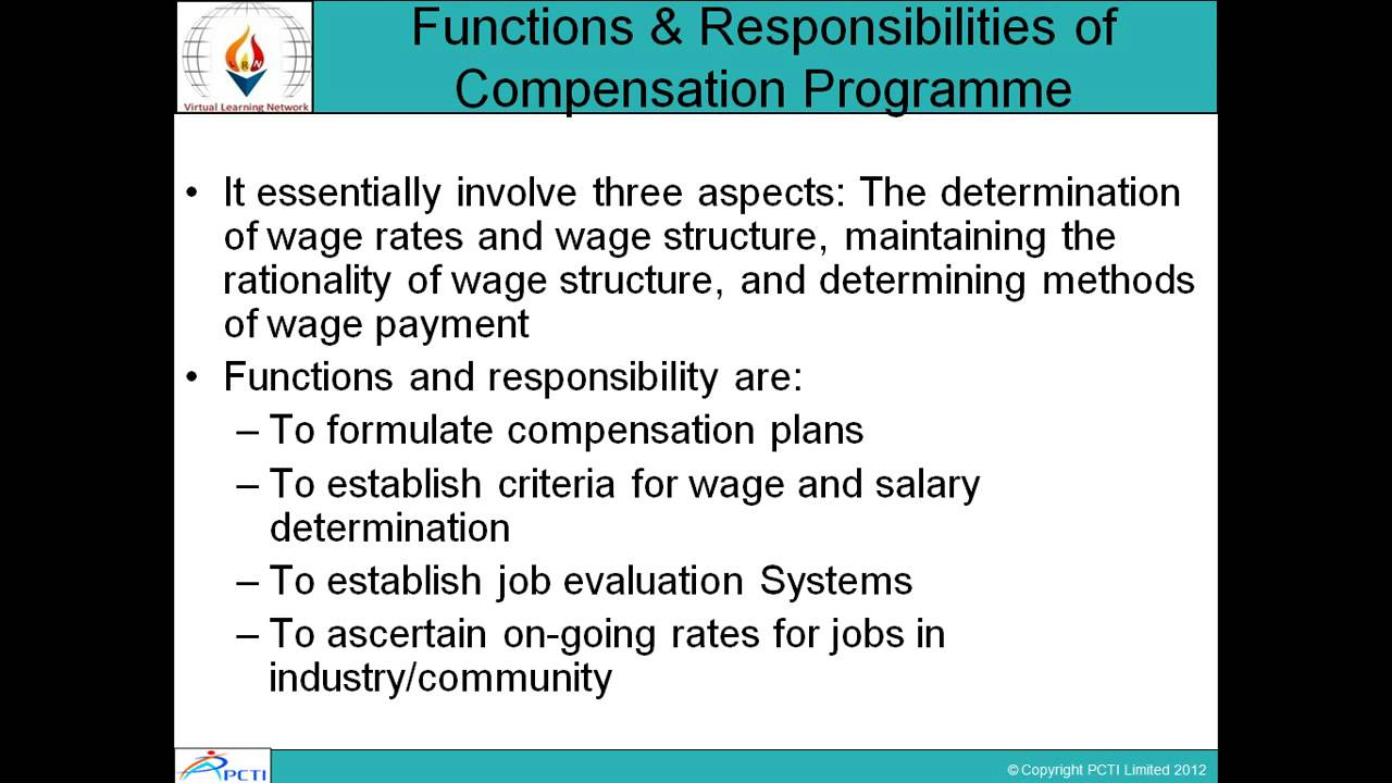 Wages and Salary Administration-Session-1