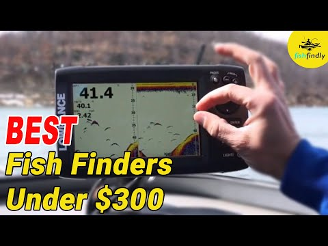 Best Fish Finders Under $300 In 2020 – Reviewed By Expert!