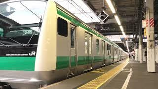 ハエ136田町疎開回送品川発車
