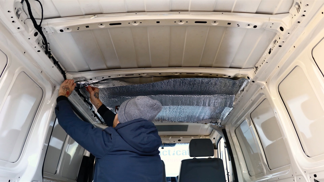 Ep4 Insulating My Van